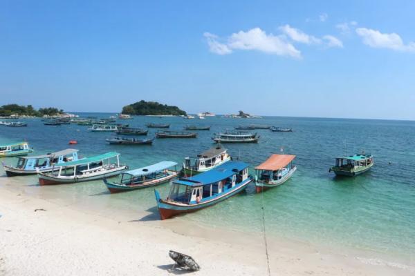 Perjalanan ke Tanjung Kelayang Belitung