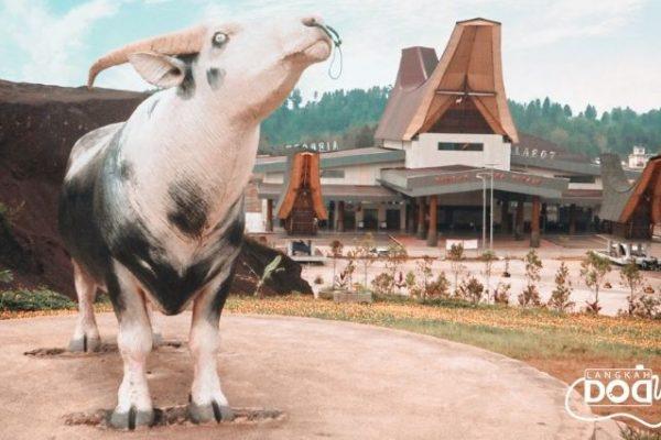 Pariwisata Toraja yang Terkoneksi dengan Transportasi
